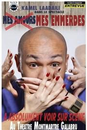 Spectacle gratuit One man show Kamel Laadaili à Paris - Théâtre Montmartre (au lieu de 20€)