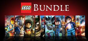Bundle de 8 jeux LEGO sur PC (Dématérialisé)