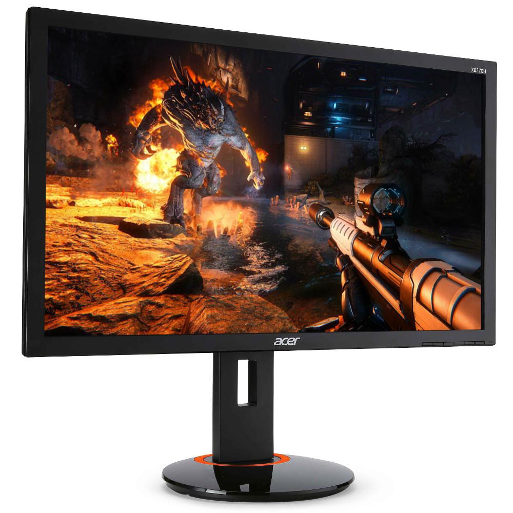 "Écran PC 27"" Acer Predator XB270HAbprz - G-Sync"