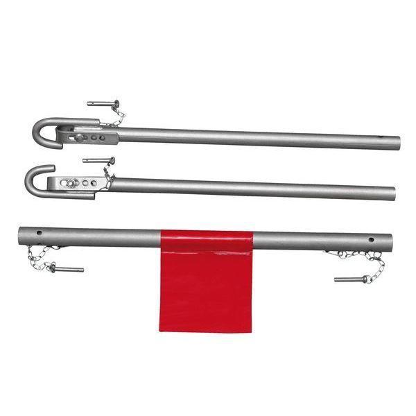 Barre de remorquage 1.8m, 2T Precision Steel