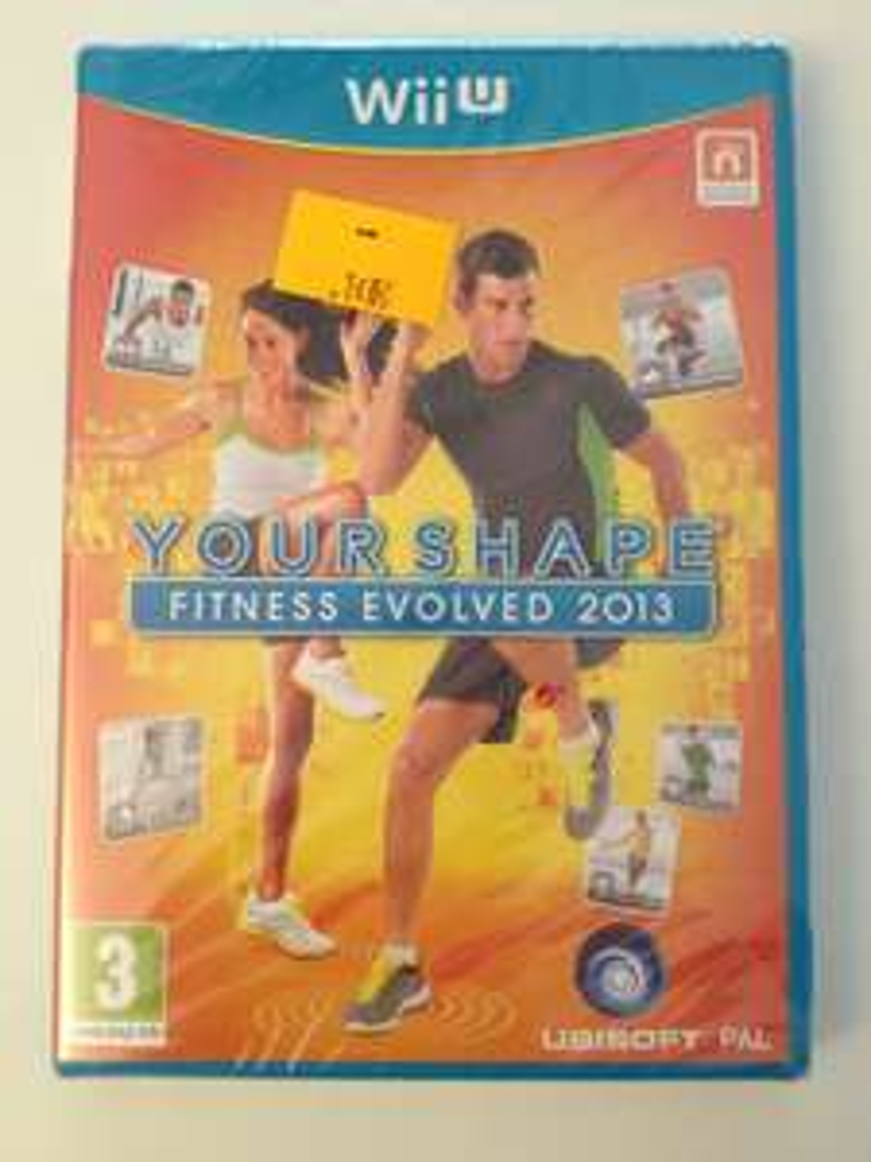 Sélection de jeux à 1€ - Ex: Shape Fitness Evolved 2013 sur Wii U