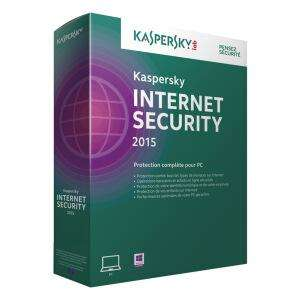 Kaspersky Internet Security 2015 - 5 devices, 2 ans