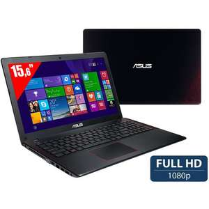 "PC Portable 15.6"" Asus R510JK-DM177H - Intel Core i5-4200H - HDD 1 To - RAM 8 Go - GTX 850"