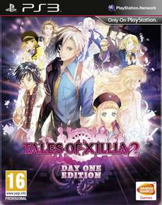Tales of Xillia 2 - Edition Day One sur PS3