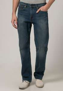 Jean droit Levi's 751 Standard Fit - Brother Blue
