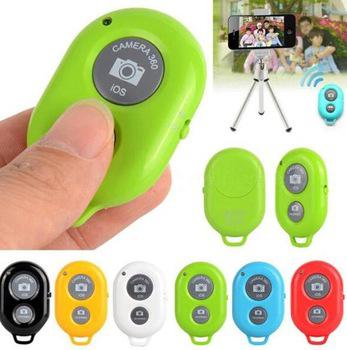 Télécommande/bouton retardateur pour smartphones iOS et Android