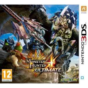 Monster Hunter 4 Ultimate sur 3DS