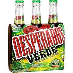 Pack de 3 x 33 cL Bière Desperados Verde (BDR + C-Wallet)