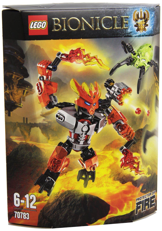 25% de réduction sur la carte sur une sélection de jouets Lego - Ex  :  Lego Bionicle - 70783 -  Protecteur Du Feu (2.5€ sur la carte)