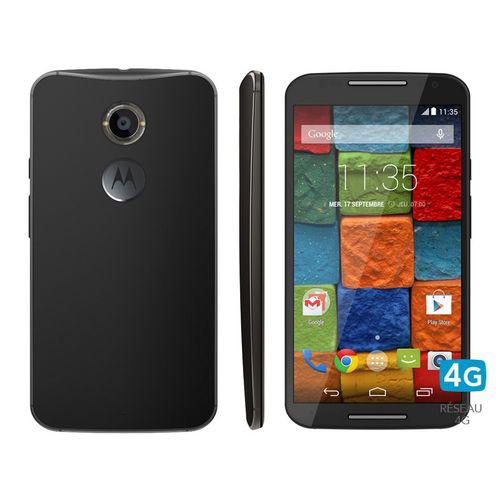 Smartphone Motorola Moto X - 2ème génération noir