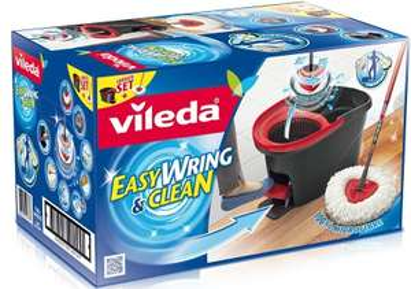 Balai + seau Easy Wring And Clean Vileda - Set Complet