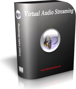 Logiciel Virtual audio streaming gratuit à vie