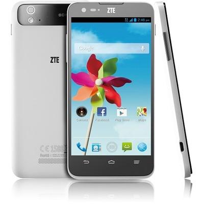 "Smartphone 5"" ZTE Grand S HD Flex Blanc 4G"
