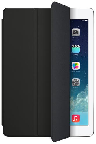 Smart Cover (Officiel Apple)  Noir pour iPad Air 1/2