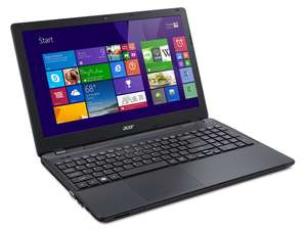 PC Portable 15,6'' Acer Aspire E5-521-20WB (Noir, 6GO RAM, 1To, AMD)