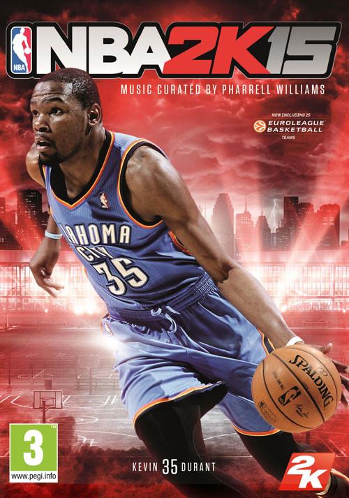 NBA 2K15 sur PC (Dématérialisé)