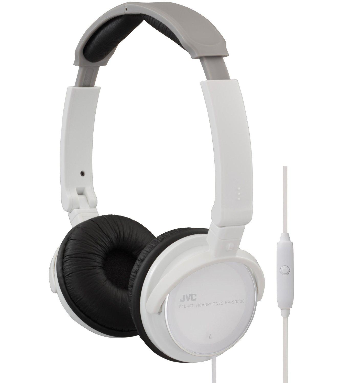 Casque audio arceau JVC HA-SR500-W