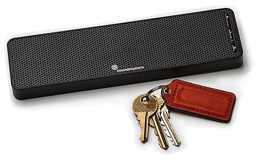 Barre de Son Bluetooth Portable soundmatters foxL DASH A