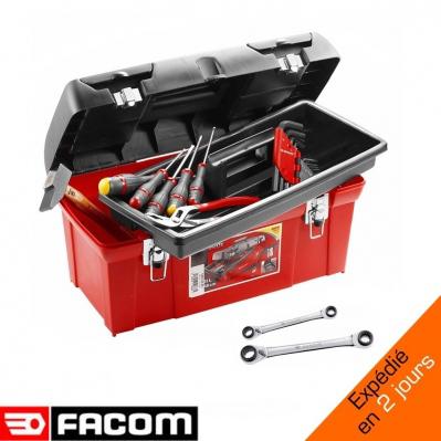Boite à outils Facom (21 outils)