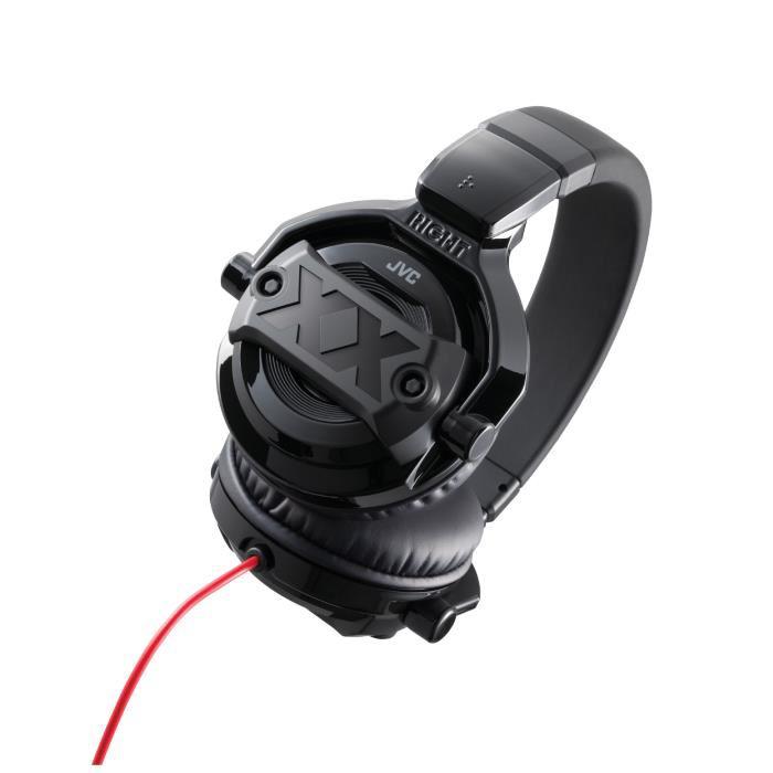 Casque audio circum-aural JVC HA-MR77 XXL