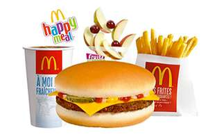 Un Happy Meal offert pour un Happy Meal acheté