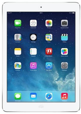 20% de réduction immédiate  sur une sélection d'iPad Air