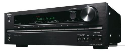 Ampli Home-Cinéma Onkyo TX-NR535 B 5.2