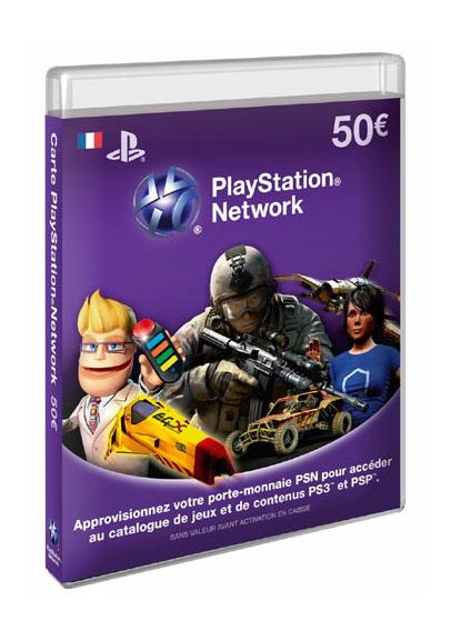 10% de réduction  sur tous les accessoiress du rayon  Jeux-Videos - Ex : Carte PSN de 50€