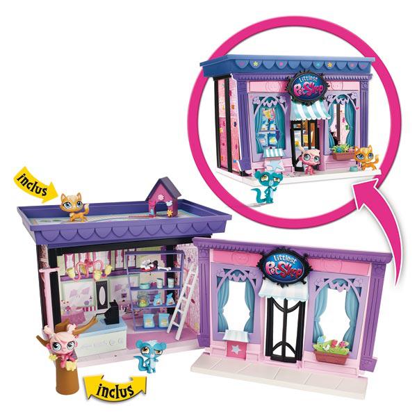 50% de réduction sur une sélection de jouets déjà remisés - Ex Little Petshop boutique