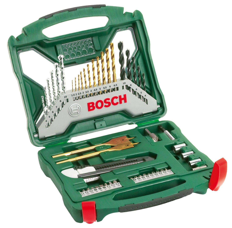 Coffret Bosch X-Line Titane de 103 pièces