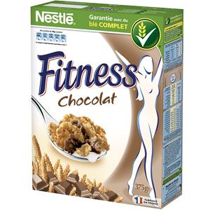 lot de 2 paquets de céréales Fitness 375g