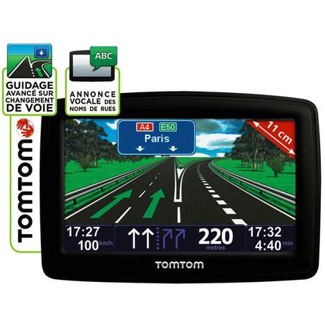 GPS Tomtom XL Europe Classic + Cartographie à vie (21.80€ sur carte Waaoh + 10€ via newsletter possible)