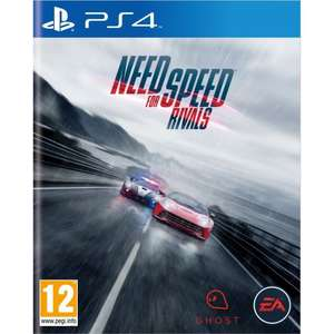 Need For Speed Rivals sur PS4