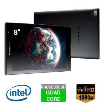 """Tablette 8"""" Lenovo  S8-50 16Go - Noir (avec ODR 30€)"""