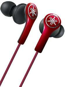 Ecouteurs intra-auriculaires Yamaha EPH-M200 - Rouge