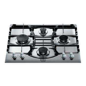 Table de cuisson Gaz Hotpoint EHP640(X)/HA - 4 feux
