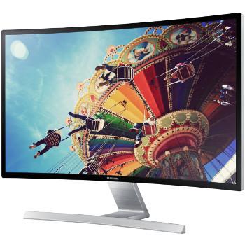 """3 écrans PC 27"""" - Samsung S27D590C Curved (Incurvé, TFT VA, 4ms...)"""