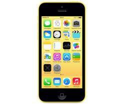 """Smartphone 4"""" Apple iPhone 5C -  8Go Jaune"""