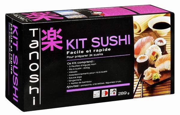 Kit Sushi Tanoshi