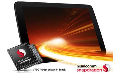 """Tablette 10"""" LG G Pad (Qualcomm Snapdragon 400 quad core, 1 Go ram, 1280x720, 4.4 KITKAT mise à jour Lollipop Android 5  prévu )"""