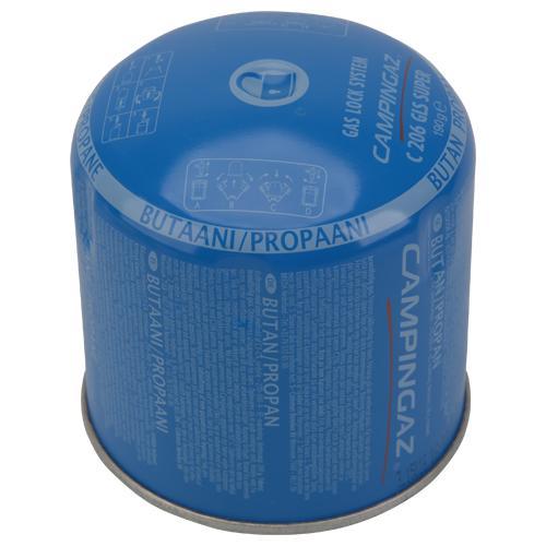 cartouche de gaz Campingaz C206 butane