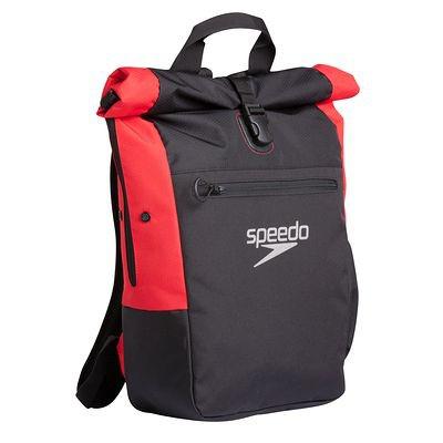 Sac à dos Speedo Team Rucksack III - Noir/rouge