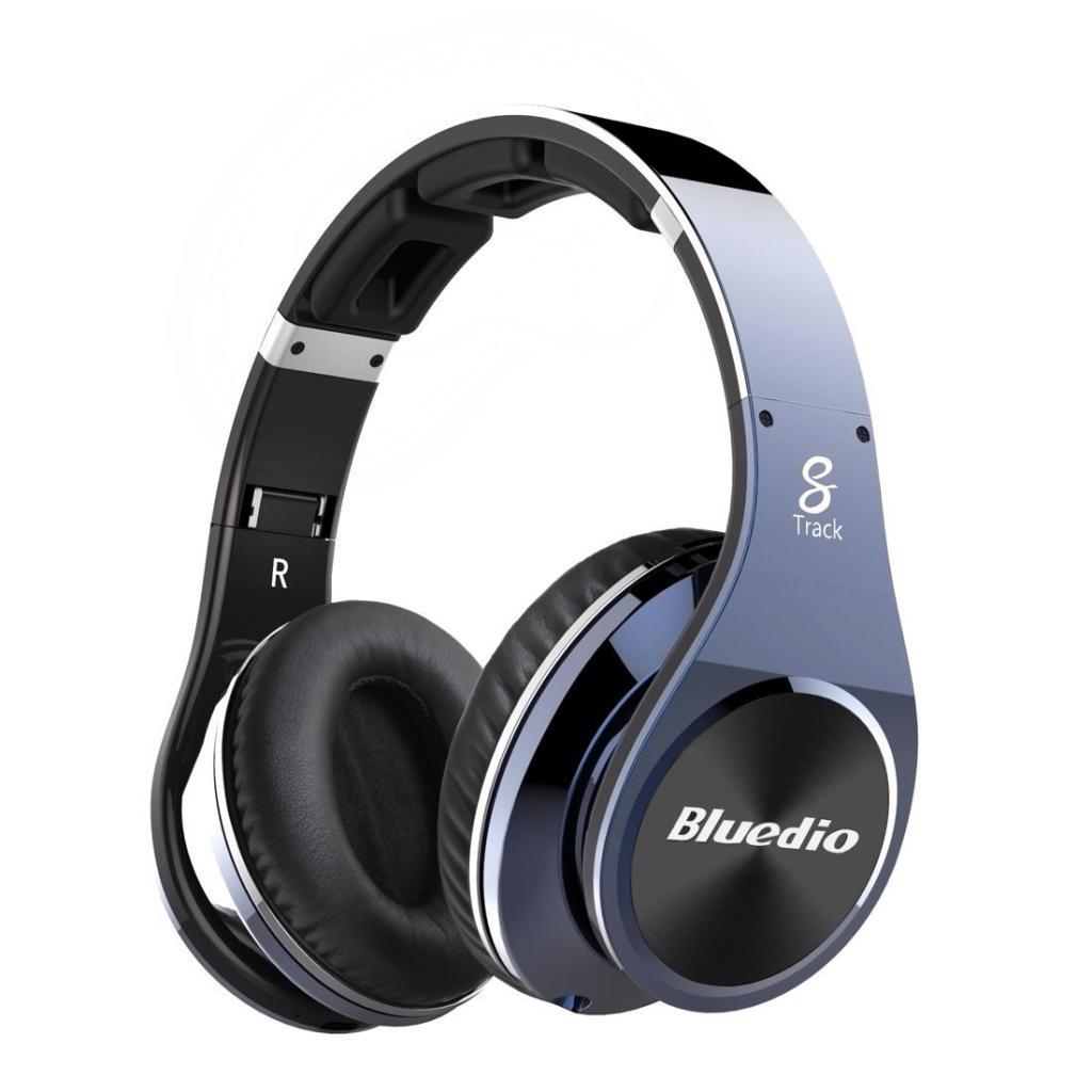 Casque audio sans fil Bluedio R+ Legend Verson 8 Track