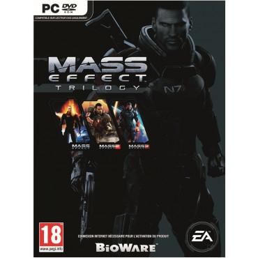 Jeu PC (version Boite) Mass Effect Trilogy