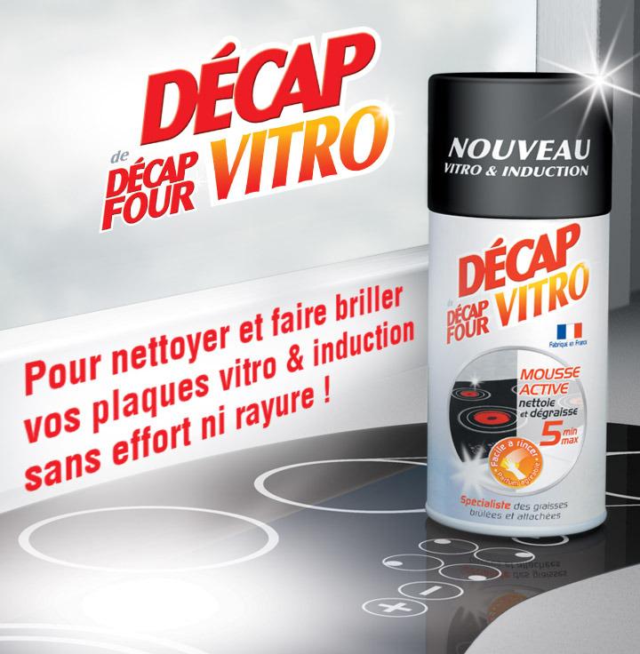 Décap vitro (via Shopmium, BDR de 1€ et C-wallet, avec gain) gratuit