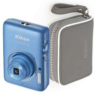 Appareil photo Nikon Coolpix S02 + Etui