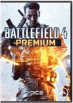 Abonnement Battlefield 4 - Premium sur PC