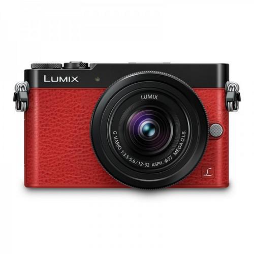 Appareil photo hybride Panasonic Lumix DMC-GM5 + 12-32MM F/3.5-5.6 (ODR 100€)