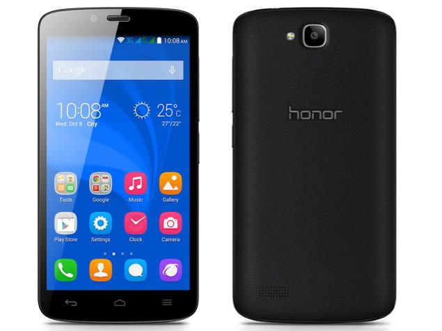 "Précommande : Smartphone 5"" Honor Holly 16Go Double sim - Noir ou Blanc"