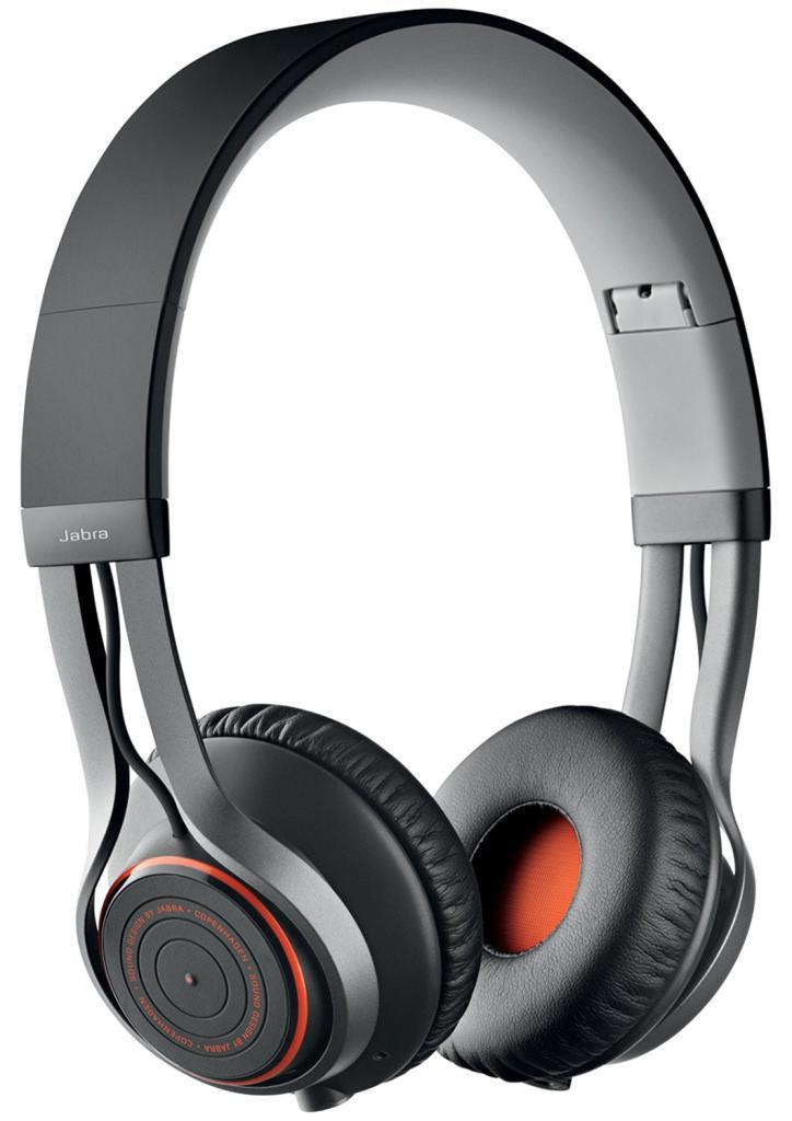 Casque Audio Supra Auriculaire Sans Fil Bluetooth Jabra Revo avec Micro